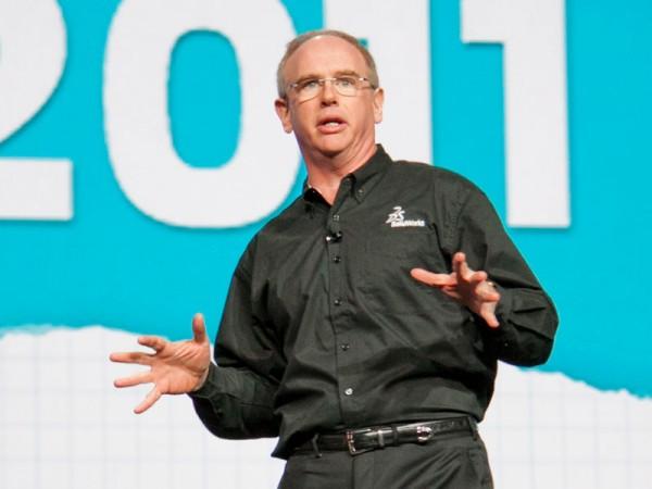 Zakladatel SolidWorksu a jeden ze spoluautorů stejnojmenného CAD systému Jon Hirschtick. Foto: Jan Homola