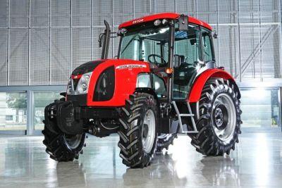 Zetor uzavřel tříletý kontrakt na dodávky traktorů do Keni