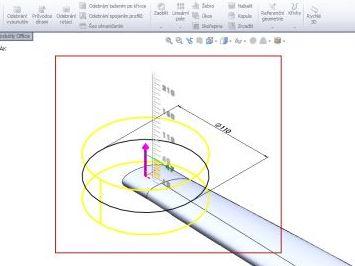 Návod pro SolidWorks: Modelování vrtule větrné elektrárny