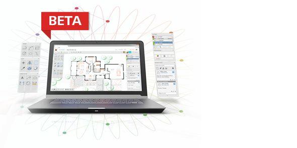 """Webová """"betaverze"""" AutoCAD 360 naznačuje, že s přibýváním dalších funkcí se může do budoucna stát plnohodnotnou alternativou desktopového AutoCADu. Zdroj: Autodesk360.com"""
