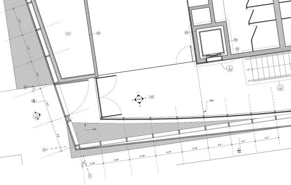 SketchUp Layout se funkčně přibližuje 2D CAD systémům. Zdroj: Trimble