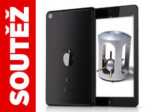 SOUTĚŽ: Zkonstruujte ježka v kleci pro 21. století a vyhrajte Apple iPad Mini nebo 3D výtisk svého návrhu