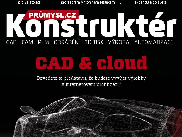 Vychází časopis Konstruktér 2/2013 – prolistujte si aktuální vydání