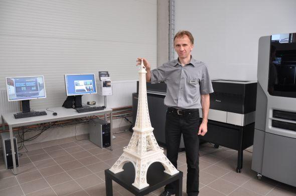 Otevření Centra 3D digitálních technologií v Mladé Boleslavi. Foto: Josef Hnojil