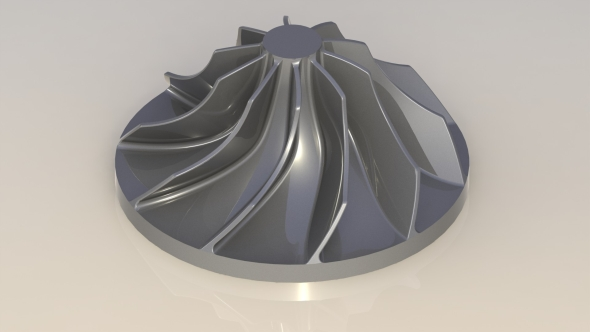 Tip pro SolidWorks: Konstruujeme lopatkové kolo