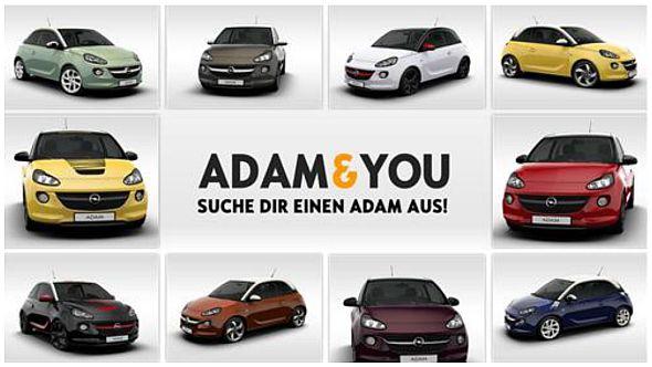 Oceněná aplikace pro iPad Adam&you. Foto: General Motors