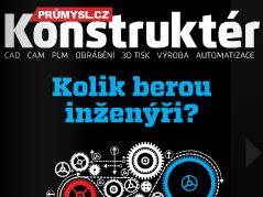 Vychází časopis Konstruktér 3/2013 – prolistujte si aktuální vydání