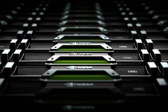 Serverový hardware Nvidia Grid umožní spustit Solidworks 2014 na vzdálené ploše se zachováním výkonu špičkové pracovní stanice. Zdroj: Nvidia