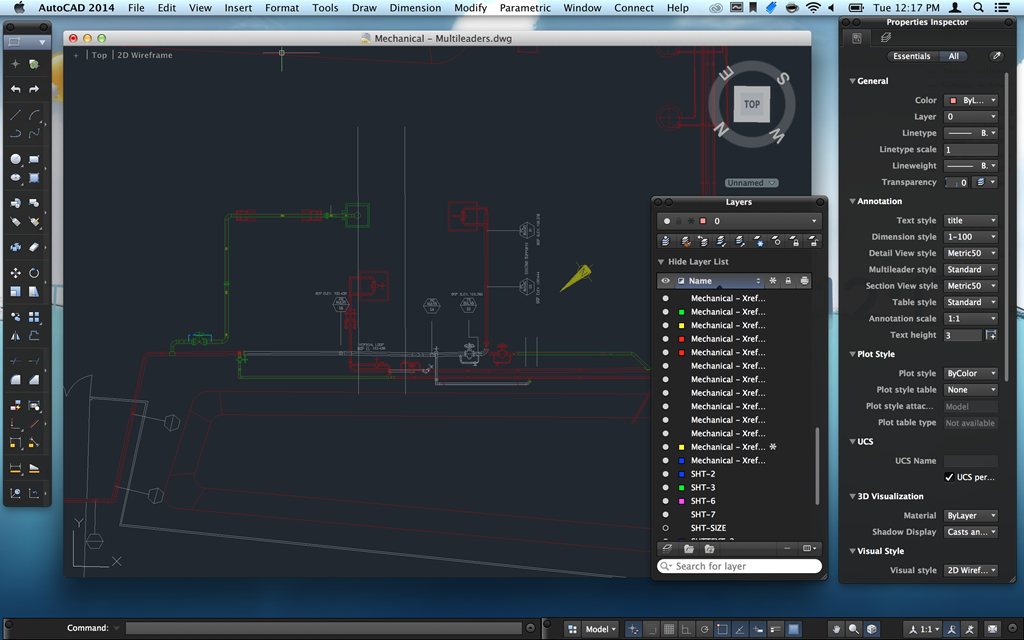 what AutoCAD 2009 to buy for mac?