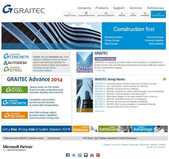 Web Graitec Group bude produkty odkoupené Autodeskem pravděpodobně dále nabízet z pozice prodejce.