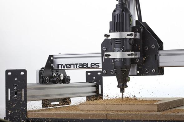 CNC frézka Shapeoko 2. Zdroj: Inventables.com