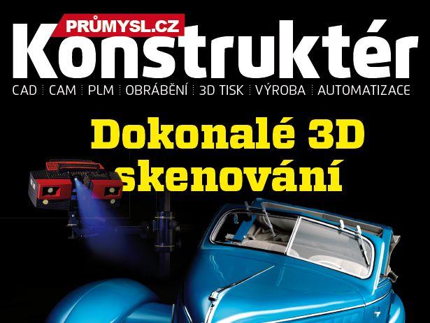 Konstruktér 4/2013 — prolistujte si aktuální vydání nabité originálními tématy