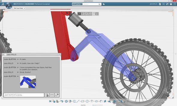 SolidWorks Mechanical Conceptual vnáší do procesu vývoje výrobku zcela nové postupy, nicméně je to inovace směřující ke zjednodušení práce, která je v tomto softwaru velmi intuitivní. Zdroj: DS SolidWorks
