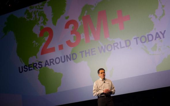 CEO firmy Bertrand Sicot tvrdí, že SolidWorks je dnes nejrozšířenější značkou strojírenského 3D CAD softwaru. Foto: Jan Homola