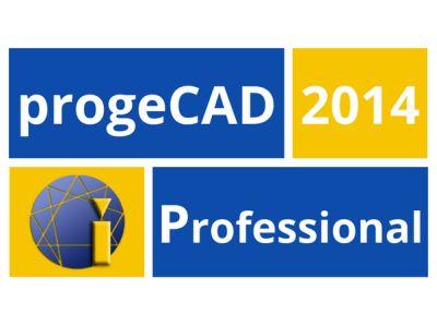 Vyšel nový ProgeCAD 2014 Professional — vybraní zákazníci mají upgrade zdarma