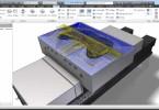 Technologie v pozadí systému Inventor HSM umožňuje rychlé řešení výpočtů díky podpoře víceprocesorového zpracování. Zdroj: Autodesk