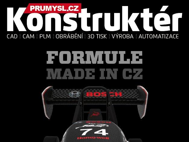 Konstruktér 2/2014 – prolistujte si aktuální vydání zaměřené na automobilový průmysl