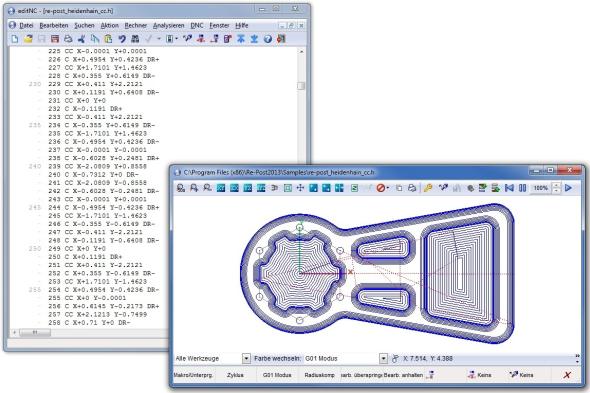 EditNC 10.3 je zejména vhodný pro zákazníky programující soustruhy s řídicím systémem Fanuc. Foto: DataCad