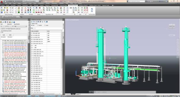 CADWorx 2015 usnadní práci při navrhování potrubních systémů