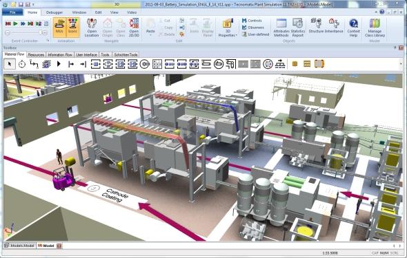 product management computer simulation