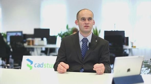 Výkonný ředitel CAD Studia Jan Binter investoval do odbornosti i počtu specialistů. Tým CAD Studia čítá 76 zaměstnanců. Foto: CAD Studio