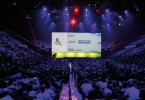Publikum Autodesk University čítá kolem deseti tisíc hlav a zabere celý sportovní stadion pod hotelem Mandalay Bay v Las Vegas.