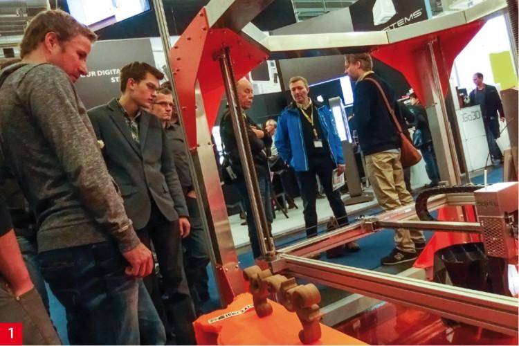 Euromold 2014: Masivní expanze technologií aditivní výroby