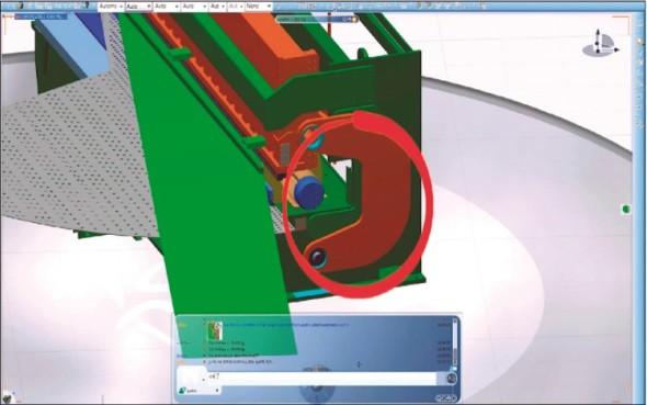 Komunikaci mezi spolupracovníky usnadňují nástroje pro komentování a poznámky integrované přímo do CAD prostředí.