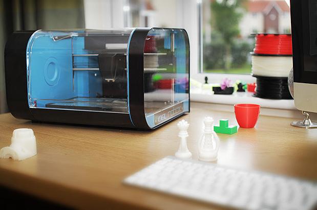 Čtenáři našeho webu mohou nyní získat 3D tiskárnu Robox se čtyřmi cívkami materiálu zdarma!