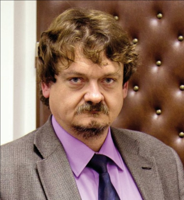 Pavel Mareš, ředitel spolecnosti TD-IS.