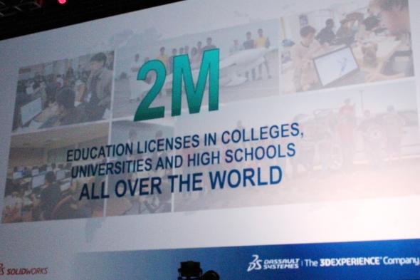 SolidWorks vydal přes dva milióny studijních licencí. Foto: marek Pagáč