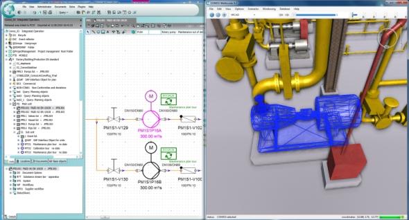 Siemens na Amperu představí prohlídku továrny ve virtuálním prostředí. Foto: Siemens