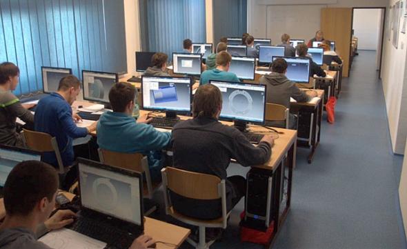 Konstrukční znalosti studentů porovná soutěž v Olomouci