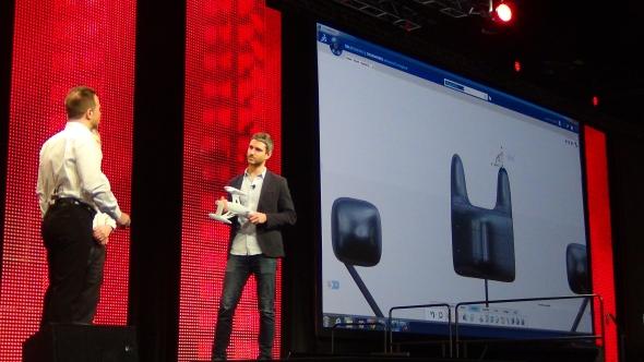 SolidWorks Industrial Design pomohl optimalizovat vlastnosti dronu ve společnosti Parrot. Foto: Marek Pagáč