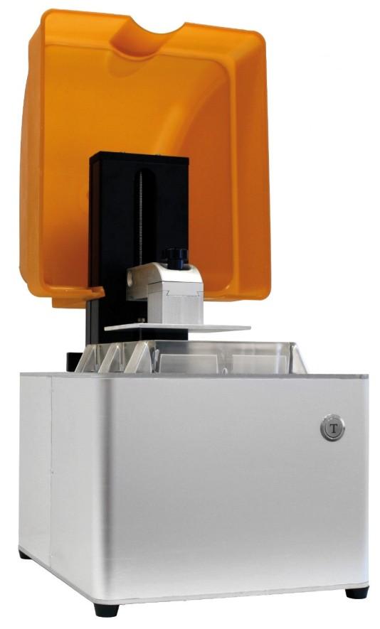 3D tiskárna Bonnet se prodává zhruba za osmdesát tisíc korun.