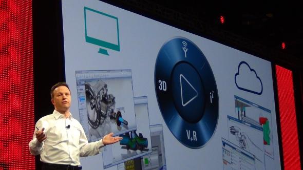 Nový generální ředitel SolidWorksu Gian Paolo Bassi vysvětluje výhody platformy 3D Experience.