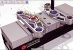 Autodesk využil technologie HSMWorks na maximum. Vyvinul na jejich základě svůj vlastní CAM modul pro Autodesk Inventor a vedle toho ještě cloudový CAM software, který lze používat dokonce i zadarmo.
