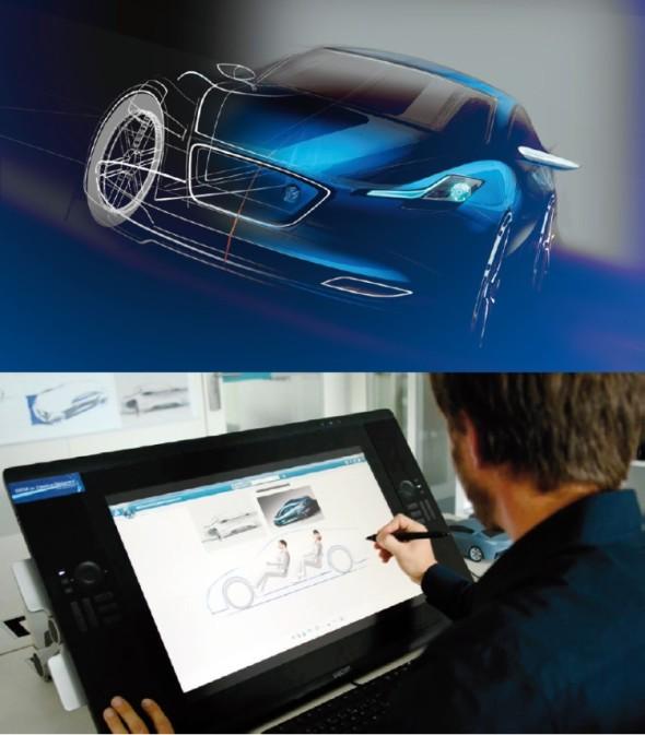 Na platformě 3D Experience vznikl detailní digitální prototyp sportovního automobilu, který pak jeho tvůrci vytvořili na 3D tiskárně.