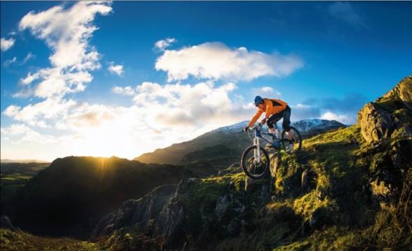 Empire Bikes vyrábí kola do náročných horských terénů, jejichž rám musí být nekompromisně pevný.