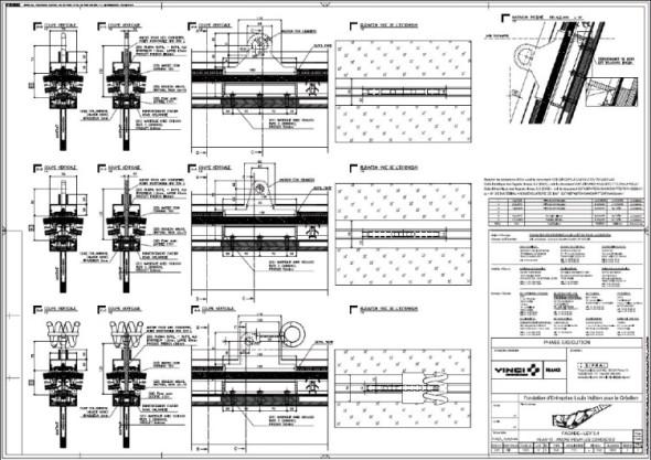 Export výkresů, zahrnující spoustu různorodých stavebních prvků v mnoha variantách, usnadnila nadstavba SolidCompare, vyvinutá pro Sipral firmou SolidVision.