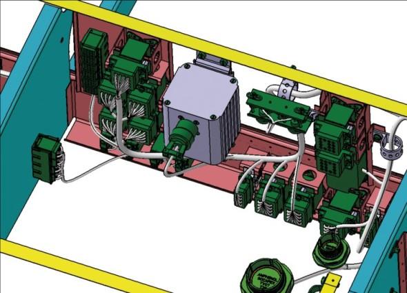 PLM systém nasazený v Aircraft Industries již využívá přes čtyřicet pracovníků konstrukce.