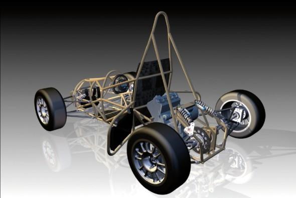 Při vývoji formule studenti využívají kombinaci mnoha softwarů, včetně CAD systémů Catia, Pro/Engineer, SolidWorks a Autodesk Inventor.