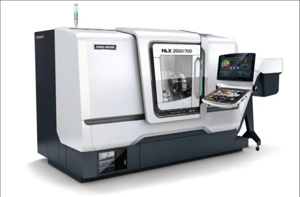 Současná generace strojů DMG Mori vyniká příjemným multifunkčním designem.