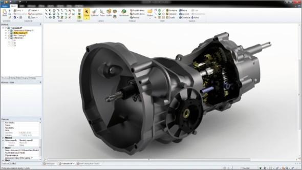 Díky svojí flexibilitě je SpaceClaim oblíben všude tam, kde je potřeba rychle upravit data v rozličných CAD formátech.