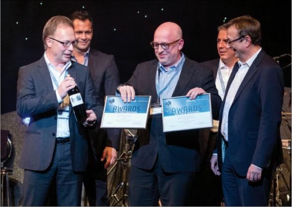 Úspěchy Technodatu za loňský rok ohodnotila společnost Dassault Systèmes hned dvěma oceněními, která z rukou jejích zástupců převzal Aleš Kobylík na konferenci v Berlíně.