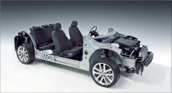 Zřejmým trendem dneška je zdokonalování podvozkových platforem, v nichž je pionýrem i lídrem německý koncern Volkswagen.