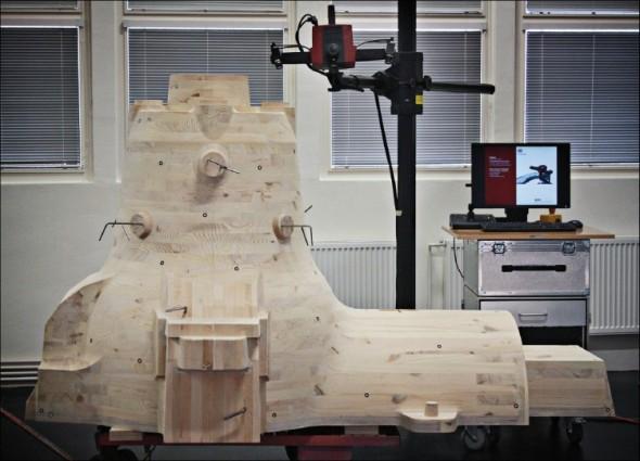 Firmě poskytuje konkurenční výhodu využívání optické 3D digitalizace pro kontrolu kvality. Tato zařízení jí dodala společnost MCAE Systems.