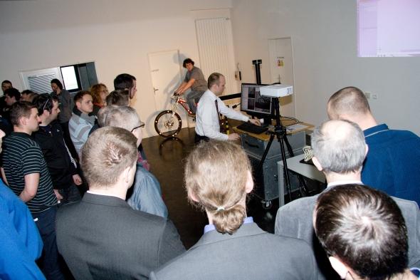Během setkání uživatelů probíhaly pracovní semináře vsídle firmy MCAE Systems. Foto: MCAE Systems