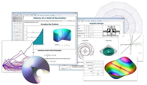 Maple 2015 má vylepšené nástroje pro vizualizaci grafů. Foto: Maplesoft