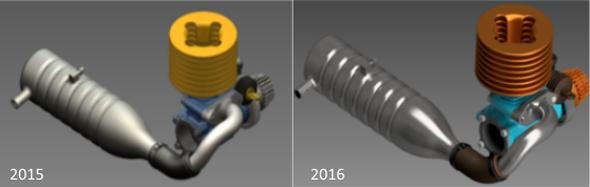 VAutodesk Inventoru 2016 jsou nové nástroje pro pokročilé renderování. Foto: CAD Studio